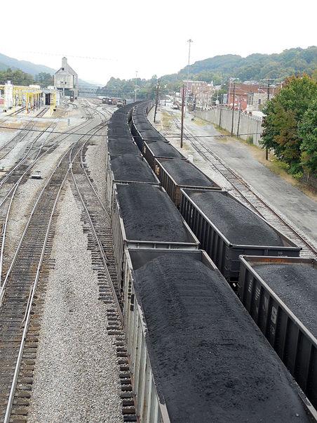 Loads of coal