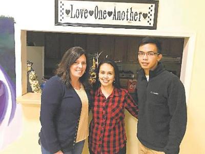 Monroe County family