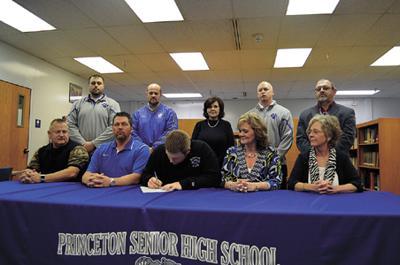 Marshall signing