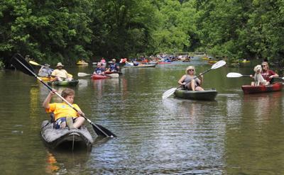 Clinch River excursion