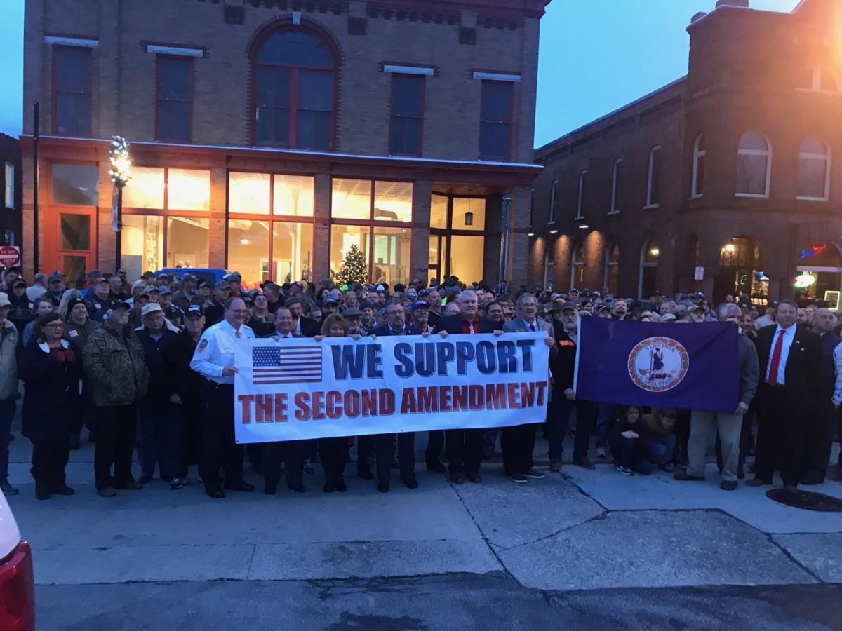 Tazewell County Second Amendment sanctuary