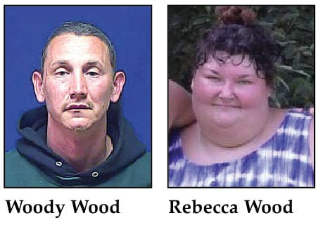 Woody Alfred Wood Jr., and Rebecca Wood