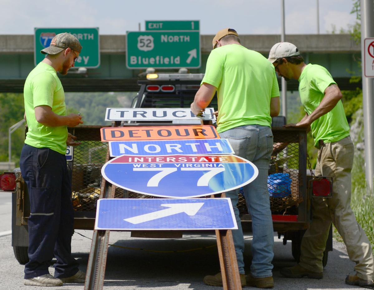 I-77 construction and detour gets underway | News
