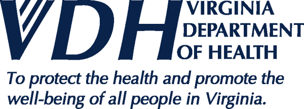 Virginia Department of Health logo