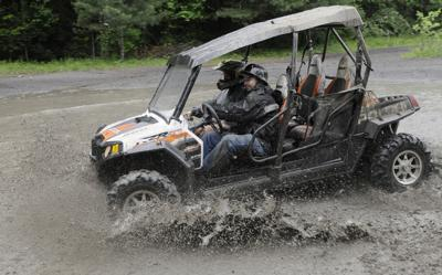 ATV riders file photo