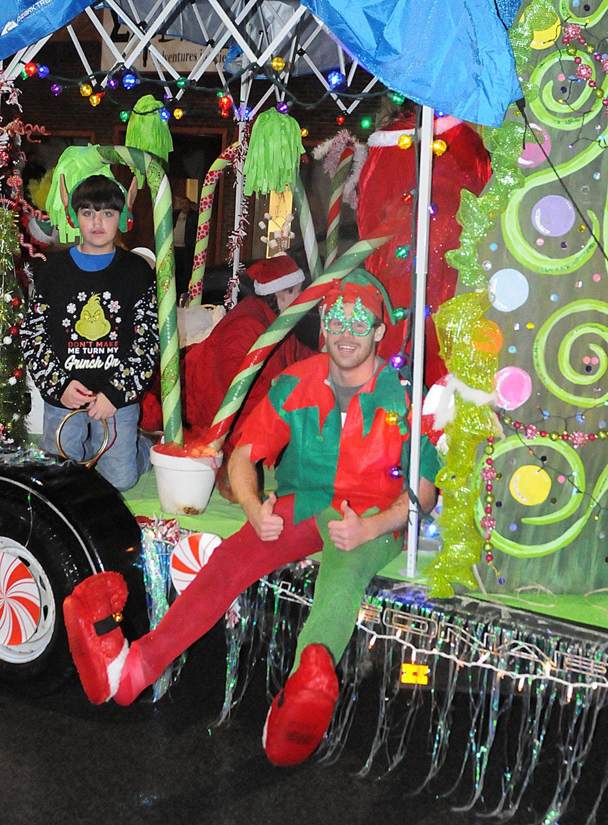 Princeton Christmas Parade