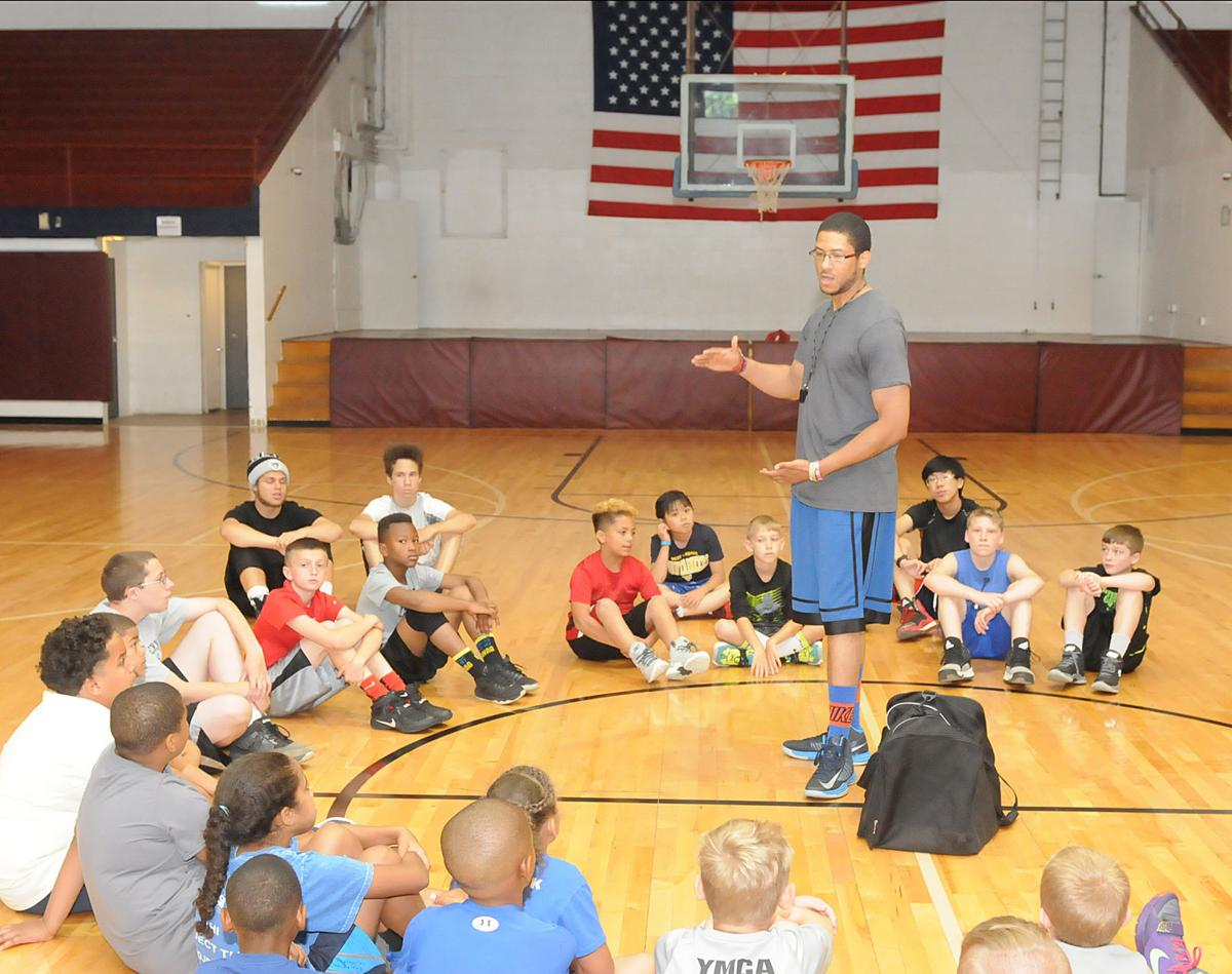free camp to offer hoop drills and life skills sports