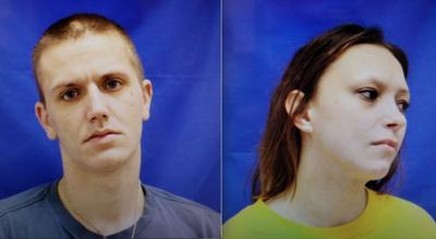 Two arrested after search warrant executed at McDowell County