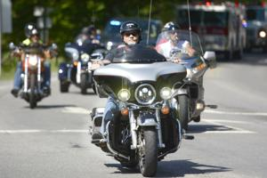 Veterans celebrated with Patriot Parade in Tazewell