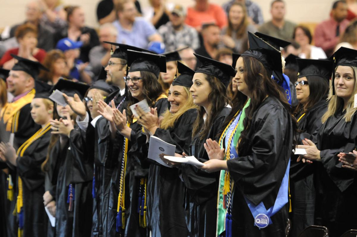 Caps and gowns: Bluefield State, New River grads in limelight | News ...