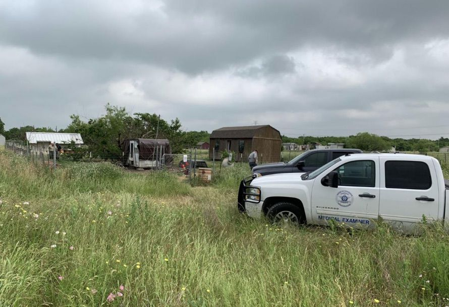 Texas man killed by dogs