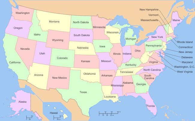 American Stereotypes What The US Thinks About Itself - State stereotypes alabama