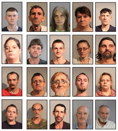 22 nabbed in Buchanan County drug roundup | News | bdtonline com