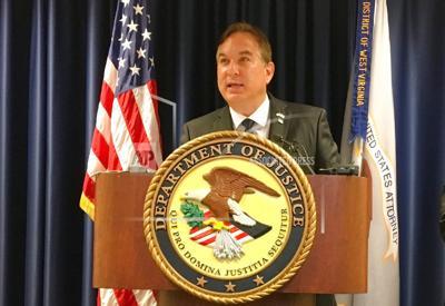 U.S. Attorney Mike Stuart