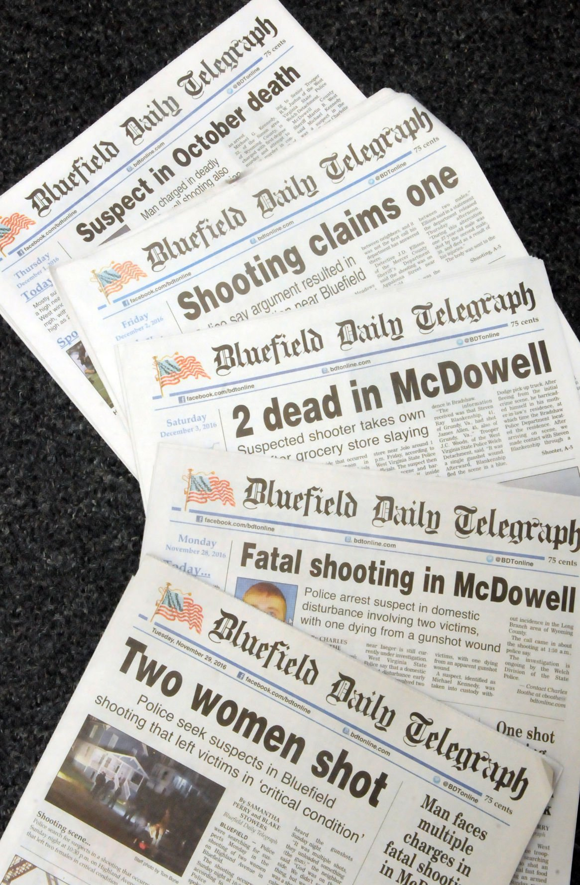 Two women shot police seek suspects in bluefield shooting that left bloodstained year stabbings murders and 26 shootings fill headlines of 2016 falaconquin