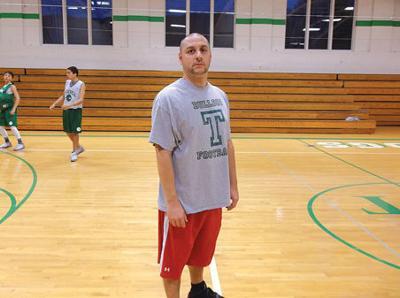 Tazewell basketball