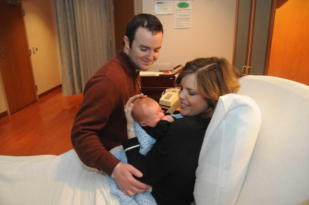 Princeton Community Hospital Welcomes New Years Birth
