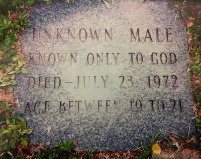 'Known Only to God'