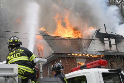 Matoaka structure fire