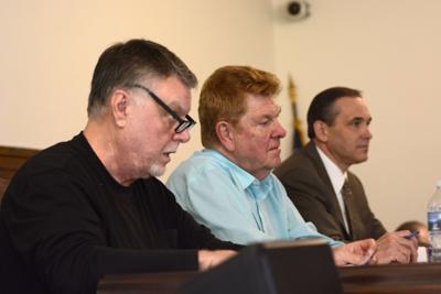 Mercer County Commissioners