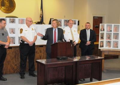 Fighting the drug trade: Tazewell County indicts 116
