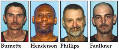 Active Tazewell County warrants — Oct 4 | News | bdtonline com