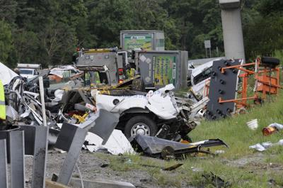Confirmed fatality in accident on I-77 | News | bdtonline com