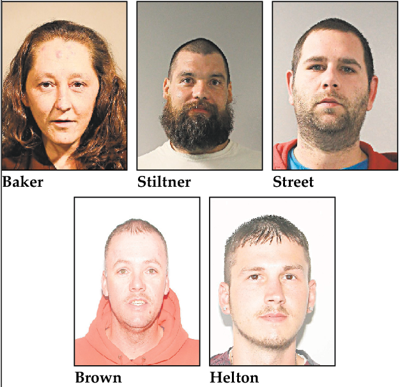 Active Tazewell County warrants — April 29, 2018 | News