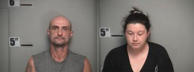 Two charged after police find crystal meth in vehicle | News