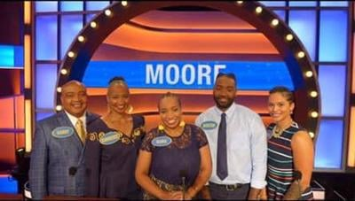 Moore family feud