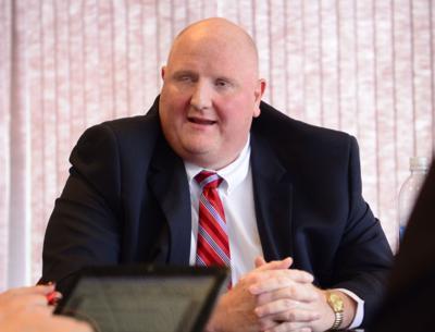 Delegate Eric Porterfield, R-Mercer