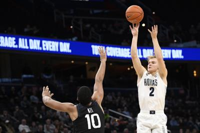 Georgetown McClung Transfers Basketball