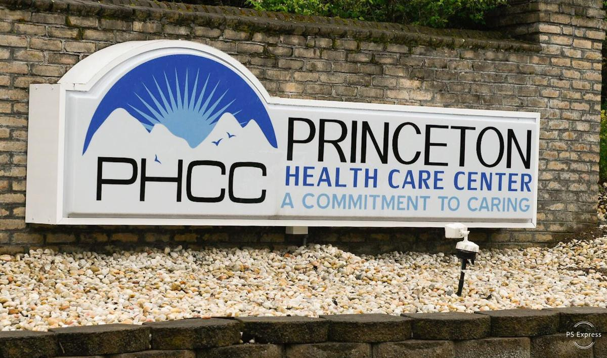 Princeton Health Care Center sign