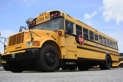 Mercer County School bus
