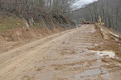 Landslide Ingleside Road