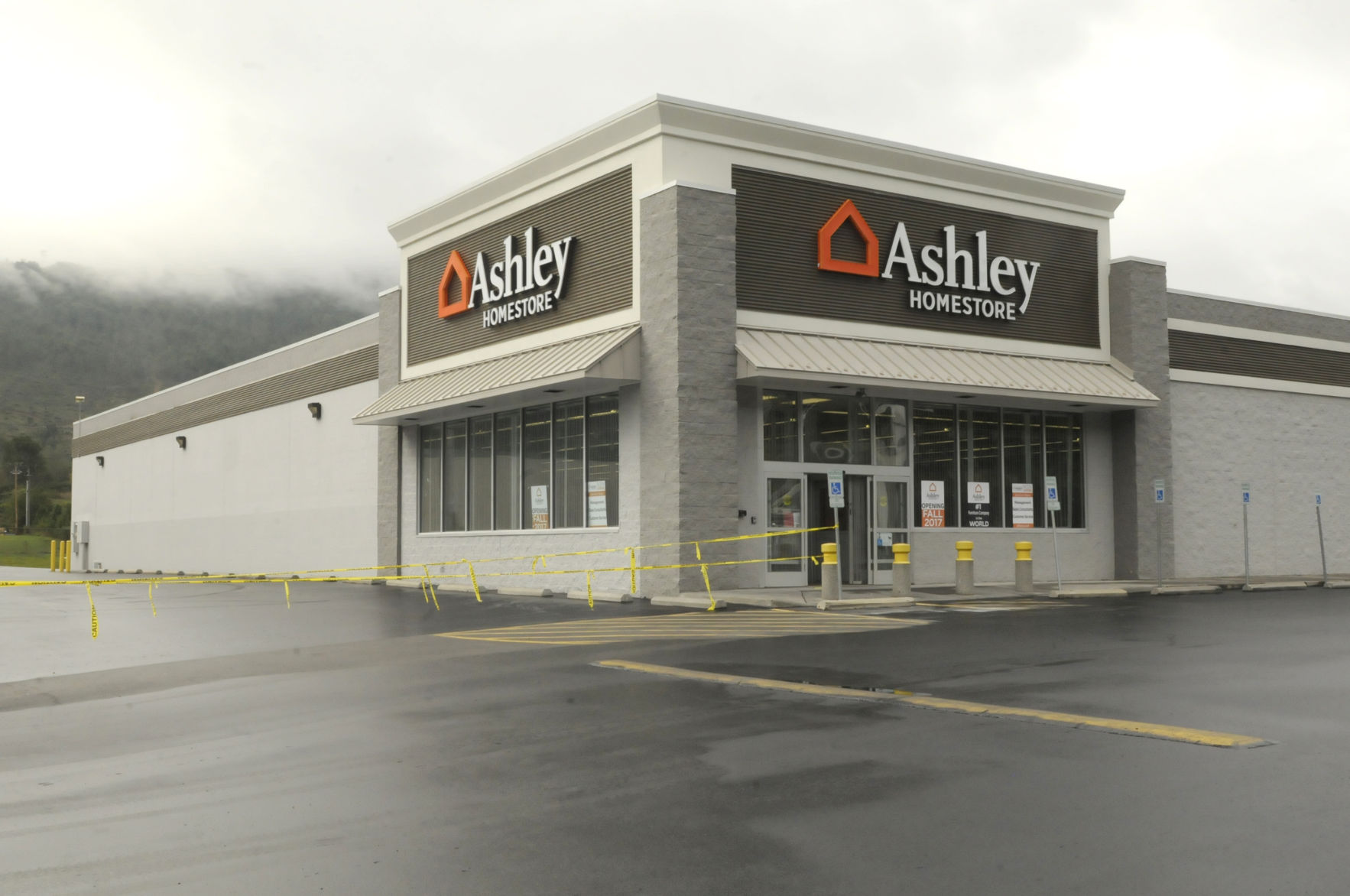 New Ashley HomeStore