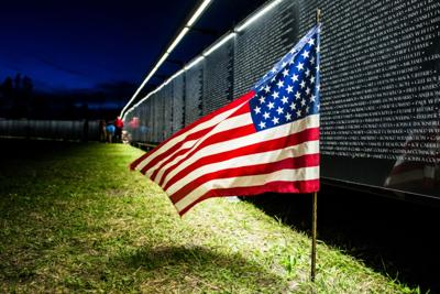 The Wall that Heals ...