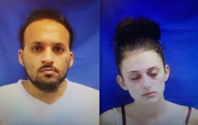 Two arrested on drug-related charges in McDowell County