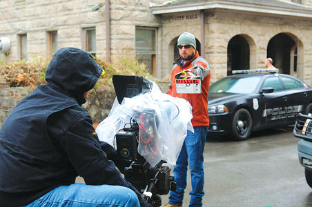 'Believe' filming