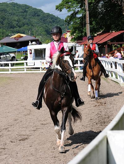 Shrine Horse Show file