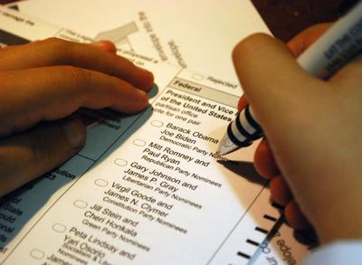 Ballot-booth selfies: A threat to secret voting?