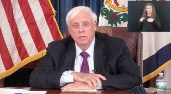 Gov. Jim Justice ...