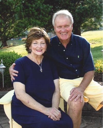 Deb and Pete Sarver