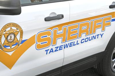 (breaking news) Tazewell Sheriff cruiser