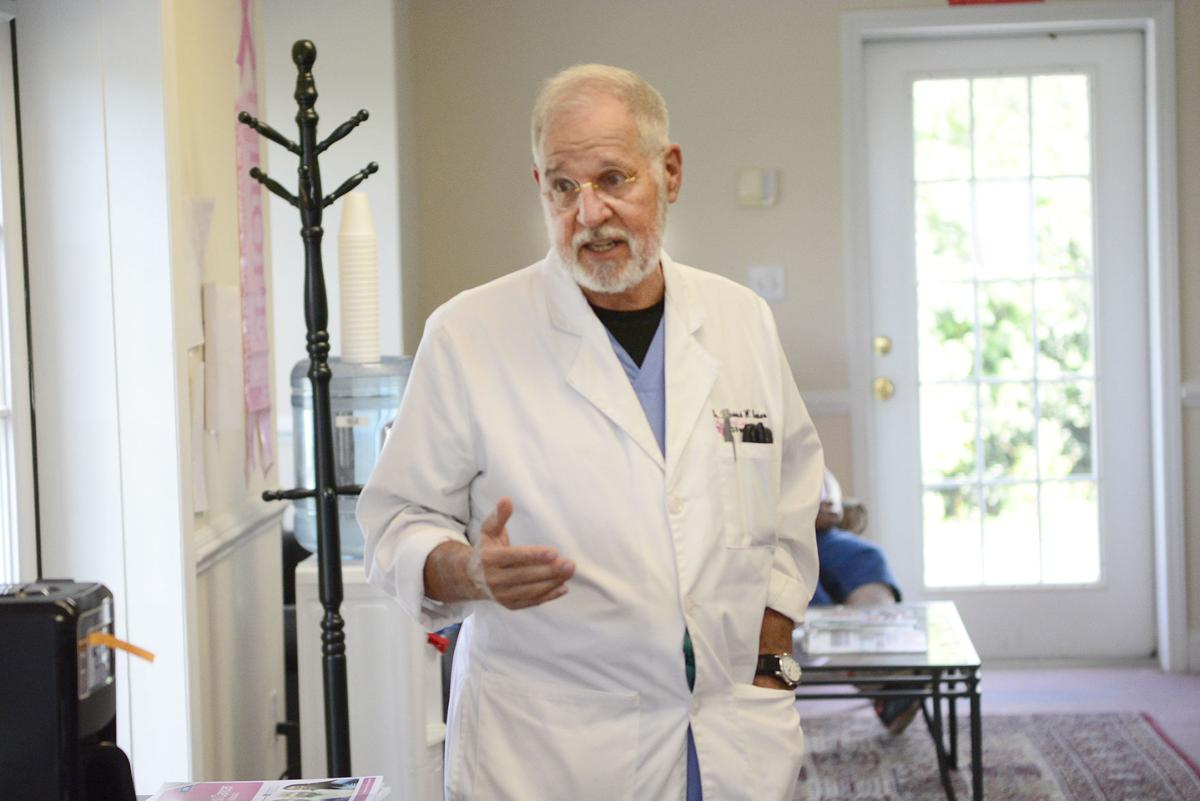 Local doctor, group advocates for breast cancer treatment option