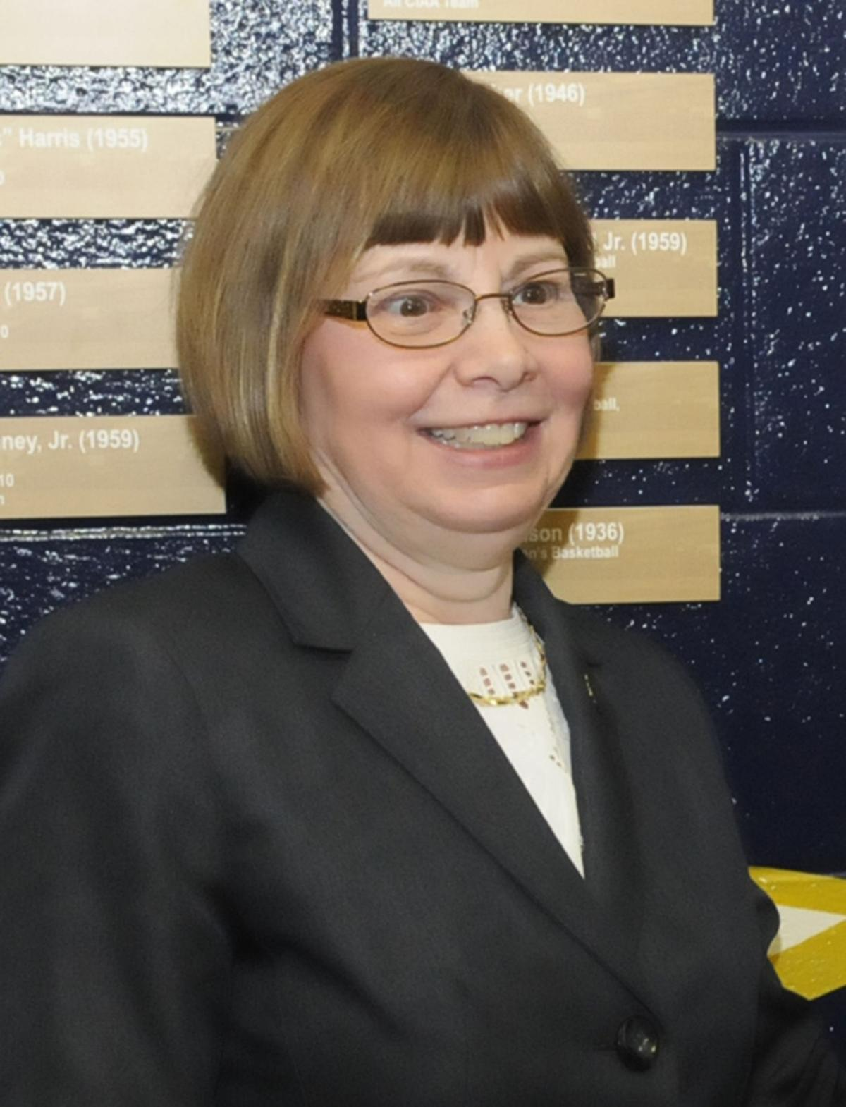 Bluefield State College President Dr. Marsha Krotseng
