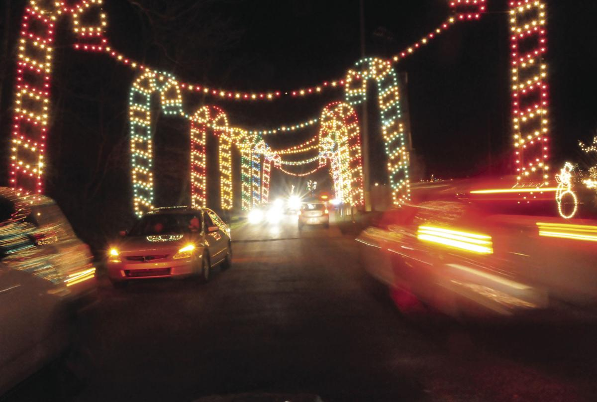 holiday of lights 2016 - College Station Christmas Lights Park