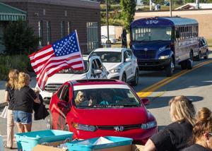 Traditional graduation set: James Monroe holds parade to honor seniors