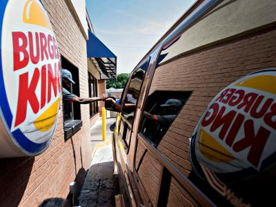 Burger King posts biggest sales gain in almost a decade