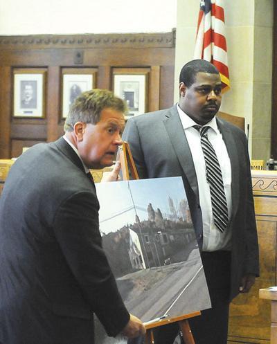 Morrissettie Leggett jury trial